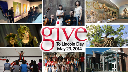 Give to Lincoln Day includes university nonprofits