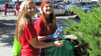 Huskers' game-day recycling lands in Top 10 nationally