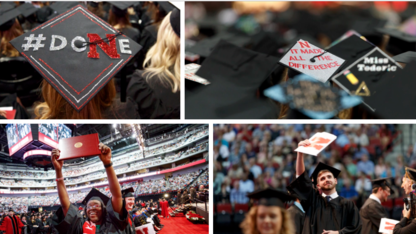 Photo Story: Spring 2017 Commencement