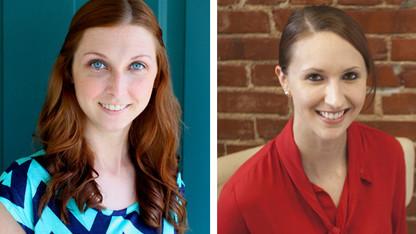 Hall, Schmitz earn Presidential Graduate Fellowships