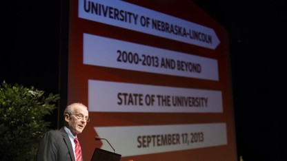 New date for State of the University address