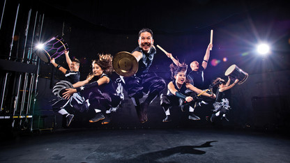 Taikoproject to bring energetic show to Lied