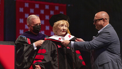 Nominations for honorary degrees due Oct. 1