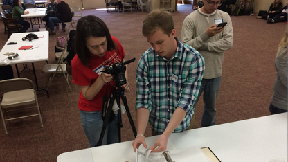 History Harvest gives undergrads a rare opportunity