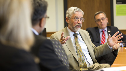 Obama science adviser highlights climate initiatives during UNL visit