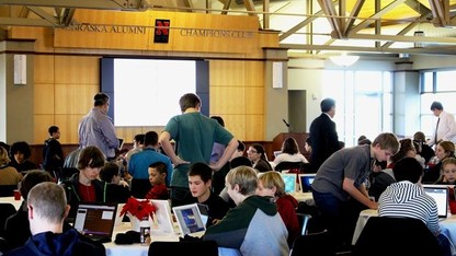 UNL-hosted coding event helps put Lincoln in worldwide rankings