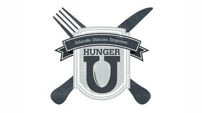 East Campus hosts HungerU exhibit