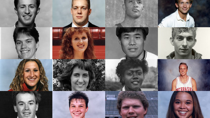22 named to Huskers' inaugural hall of fame class