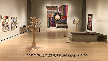 Quilt exhibition commemorates 9/11 anniversary