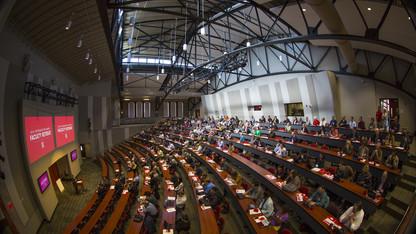 Economic development drives NU's proposed budget request