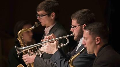 Jazz combo recitals open April 11