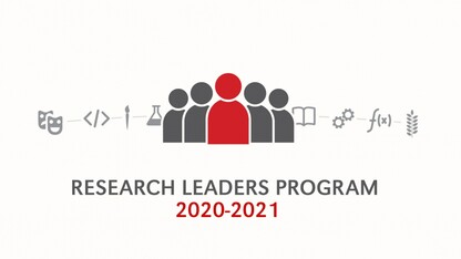 First cohort selected for Research Leaders Program