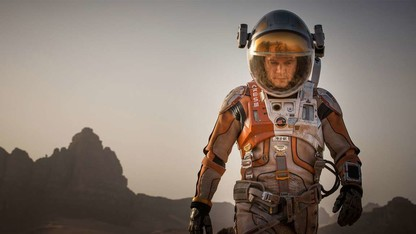 How realistic is 'The Martian'? Husker experts weigh in