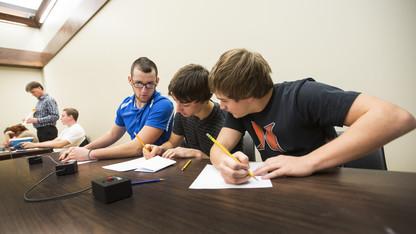 Math Day awards $34K to Nebraska high school students