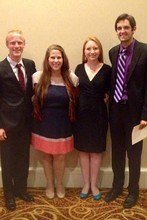 Achievements: Four honored at NATS national conference