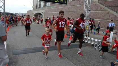 Registration open for annual Nebraska Football Road Race