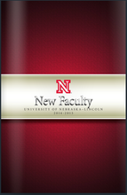 Who's new? New Faculty Brochure is now available