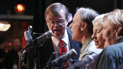 'Prairie Home Companion' to broadcast from Lied Center