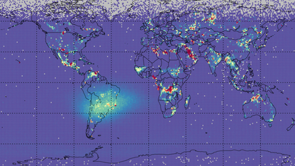 Student helps fine-tune next generation of weather satellites