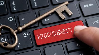 Series promotes university's procurement processes
