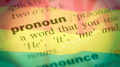 Pronouns 101 to discuss gender identities and respect