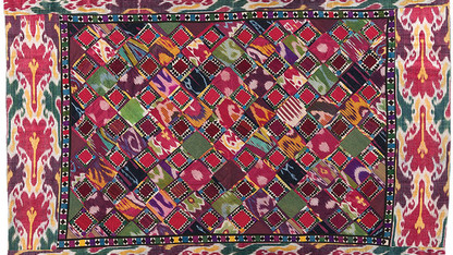 Quilt Center to display first major Central Asian exhibit