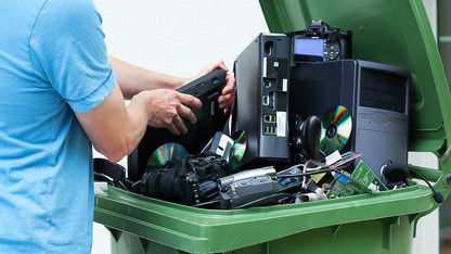 Office of Sustainability to host electronics recycling event