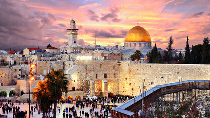 Dialogue Project bringing Israel and Palestine perspectives