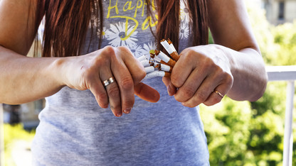 Smoking cessation assistance available on campus