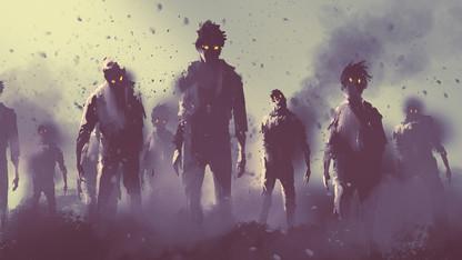 SciPop Talk tackles energy in zombie apocalypse