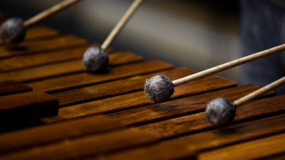 Visiting percussionist to perform Feb. 5
