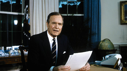 Bush's foreign policy expertise changed the world