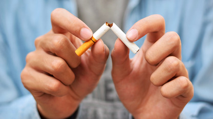 Smoking, tobacco cessation group starts June 1
