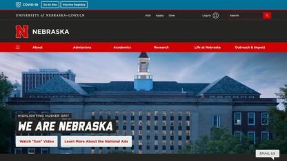 'Dark Mode' available across university website