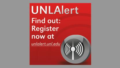 At semester's start, a reminder about UNL Alert