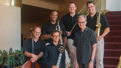 Free jazz recital features faculty compositions