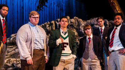 Nebraska Rep finish season with 'Lord of the Flies'