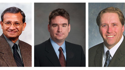 3 faculty earn distinction in 'Top 50' research list