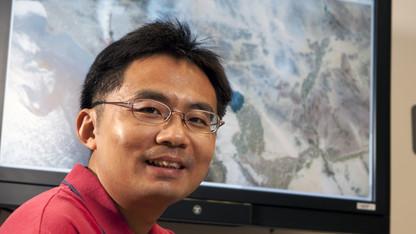UNL researcher part of award-winning team working with NASA