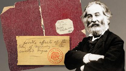 Roots of Whitman's 'lost novel' discovery traced to Nebraska