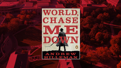 'World, Chase Me Down' author to discuss historical fiction, crime writing