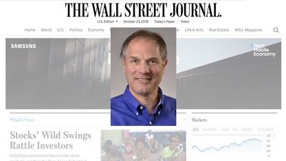 Wall Street Journal taps Kiewra's note-taking expertise