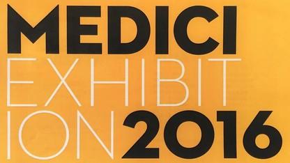 MEDICI exhibition opens Nov. 4
