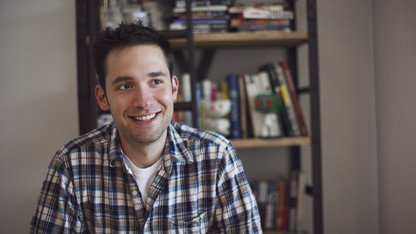 Lecture by Reddit co-founder is Oct. 23