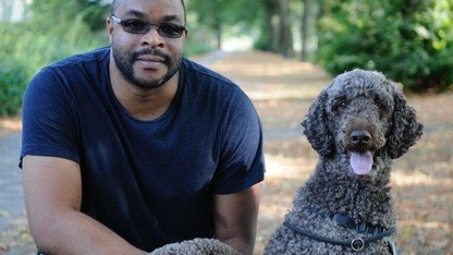 Ross films explore service dogs, Emily Dickinson, Cold War