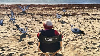 'Varda by Agnes' plays at the Ross, 'Parasite' continues