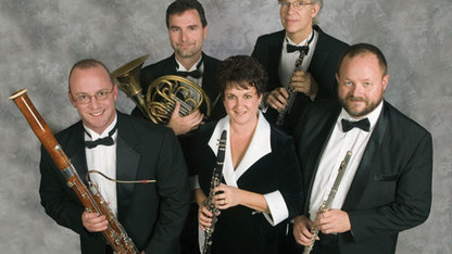 Moran Woodwind Quintet recital is Nov. 17