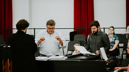 'The Gambler's Son' opera to premier Nov. 15