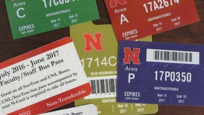 Parking permit sales begin; rates unchanged