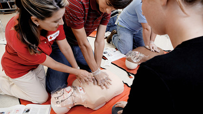 CPR, safety class registration due by Jan. 25